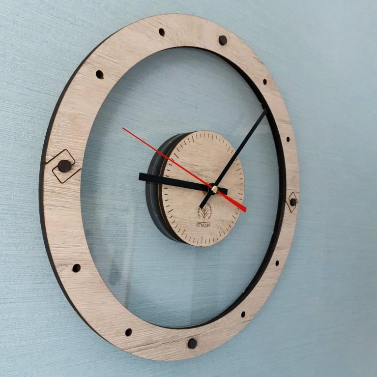 Часы настенные by Etno