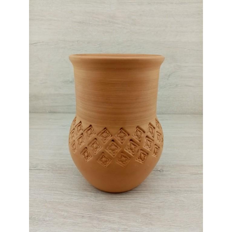 Кувшин глиняный | #byetno