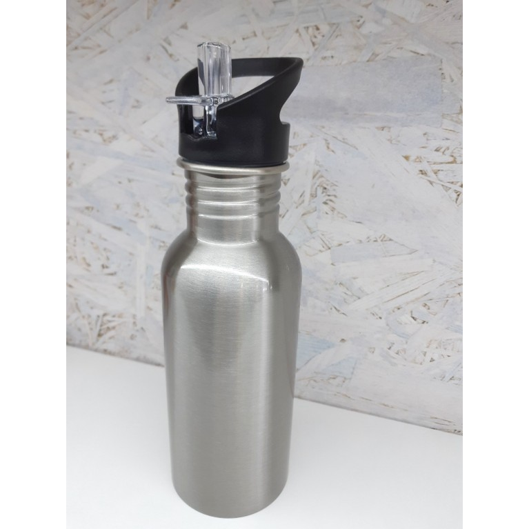 Бутылка металлическая | #byetno